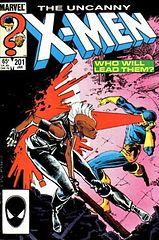 The Uncanny X-Men #201 (Jan. 1986) - Duelo!.cbr