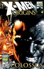 x-men origins - colossus.cbr