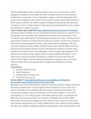 Bio-Pharmaceutical Logistics Market Analysis 7w.pdf