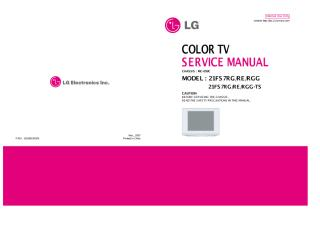 LG TV ch. MC-059C 21FS7RG.pdf